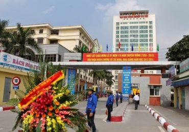 Chỉ tiêu tuyển sinh của Đại học Công nghiệp Hà Nội năm 2019