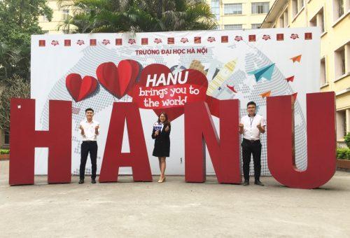 Chỉ tiêu tuyển sinh của Đại học Hà Nội năm 2019