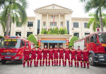 Điểm chuẩn Đại học Phòng cháy chữa cháy năm 2018 và chỉ tiêu tuyển sinh năm 2019