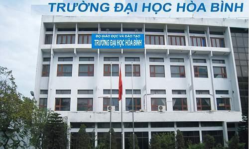 Chỉ tiêu tuyển sinh của Trường Đại học Hòa Bình năm 2019