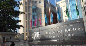Đại học Luật TPHCM công bố phương án tuyển sinh trong năm 2019