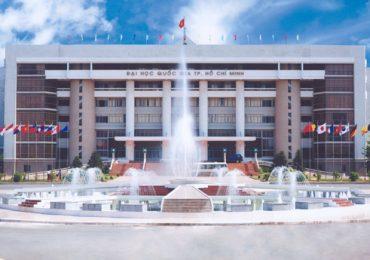 Chỉ tiêu tuyển sinh của Đại học Quốc gia TPHCM năm 2019