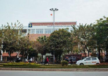 Chỉ tiêu tuyển sinh của Đại học Kiến Trúc Hà Nội năm 2019
