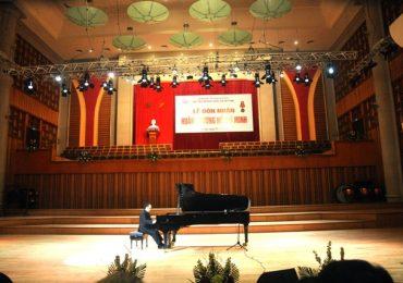 Điểm chuẩn HV Âm nhạc Quốc gia Việt Nam năm 2018 và chỉ tiêu tuyển sinh năm 2019