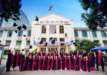 Chỉ tiêu tuyển sinh của Học viện Phụ nữ Việt Nam năm 2019