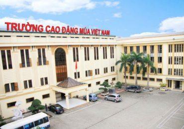 Điểm chuẩn CĐ Múa Việt Nam năm 2018 và chỉ tiêu tuyển sinh năm 2019