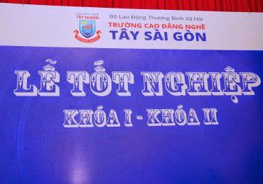 Điểm chuẩn CĐ nghề Tây Sài Gòn năm 2018 và chỉ tiêu tuyển sinh năm 2019