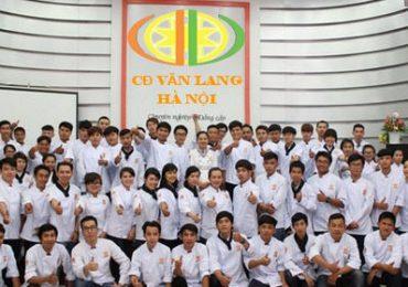 Điểm chuẩn CĐ nghề Văn Lang Hà Nội năm 2018 và chỉ tiêu tuyển sinh năm 2019