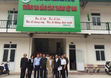 Điểm chuẩn CĐ nghề Công thương Việt Nam năm 2018 và chỉ tiêu tuyển sinh năm 2019