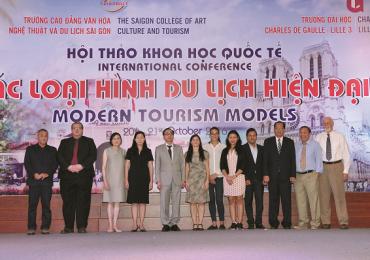 Điểm chuẩn Trường CĐ Văn hoá Nghệ thuật và Du lịch Sài Gòn năm 2018 và chỉ tiêu tuyển sinh năm 2019