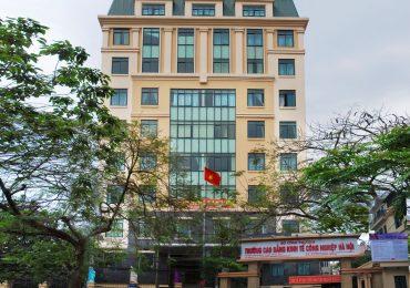 Điểm chuẩn Trường Cao đẳng kinh tế công nghệ Hà Nội năm 2018 và chỉ tiêu tuyển sinh năm 2019