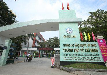Điểm chuẩn Trường CĐ Nghề Kinh tế kỹ thuật Thành phố Hồ Chí Minh năm 2018 và chỉ tiêu tuyển sinh năm 2019