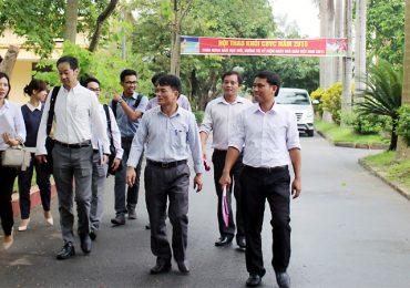 Điểm chuẩn CĐ Cơ điện – Xây dựng và Nông lâm Trung Bộ năm 2018 và chỉ tiêu tuyển sinh năm 2019.