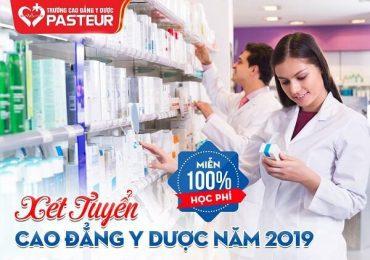 Điểm chuẩn Cao đẳng Dược học Yên Bái năm 2018 và chỉ tiêu tuyển sinh năm 2019