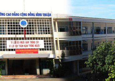 Điểm chuẩn Trường Cao đẳng Cộng đồng Bình Thuận năm 2018 và chỉ tiêu tuyển sinh năm 2019