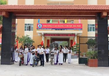 Điểm chuẩn Trường Cao Đẳng Dược Hà Nội năm 2018 và chỉ tiêu tuyển sinh năm 2019