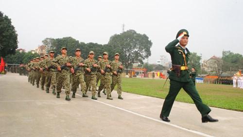 Điểm chuẩn Trường Sĩ quan Đặc công năm 2018 và chỉ tiêu tuyển sinh năm 2019