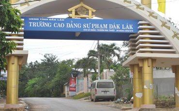 Điểm chuẩn Trường Cao đẳng Sư phạm Đắk Lắk năm 2018 và chỉ tiêu tuyển sinh năm 2019