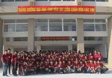 Điểm chuẩn Trường Đại học Chu Văn An năm 2018 và chỉ tiêu tuyển sinh năm 2019