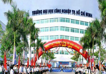 Điểm chuẩn Phân hiệu ĐH Công nghiệp TPHCM năm 2018 và chỉ tiêu tuyển sinh năm 2019