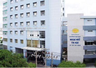 Điểm chuẩn Trường Đại học Ngoại ngữ Tin học TPHCM năm 2018 và chỉ tiêu tuyển sinh năm 2019