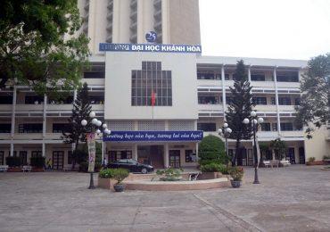 Điểm chuẩn Trường Đại học Khánh Hòa năm 2018 và chỉ tiêu tuyển sinh năm 2019