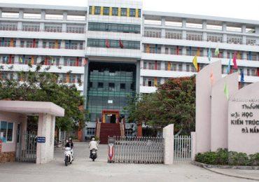 Điểm chuẩn Trường Đại học Kiến trúc Đà Nẵng năm 2018 và chỉ tiêu tuyển sinh năm 2019