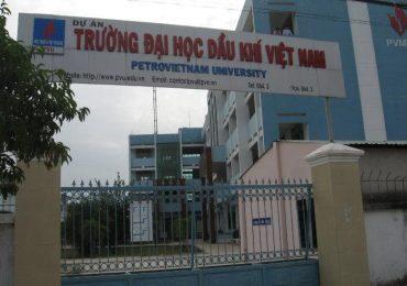 Điểm chuẩn Trường Đại học Dầu khí Việt Nam năm 2018 và chỉ tiêu tuyển sinh năm 2019