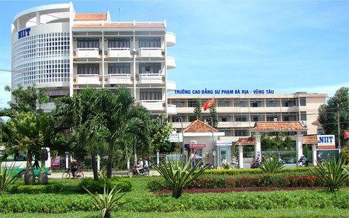 Điểm chuẩn Trường Cao đẳng Sư phạm Bà Rịa-Vũng Tàu năm 2018 và chỉ tiêu tuyển sinh năm 2019