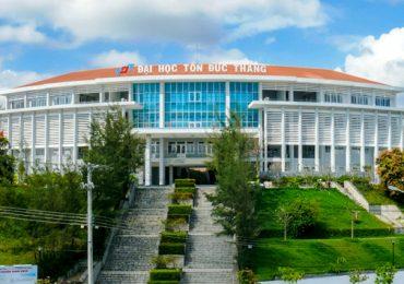 Điểm chuẩn Trường Đại học Tôn Đức Thắng, cơ sở Cà Mau năm 2018 và chỉ tiêu tuyển sinh năm 2019