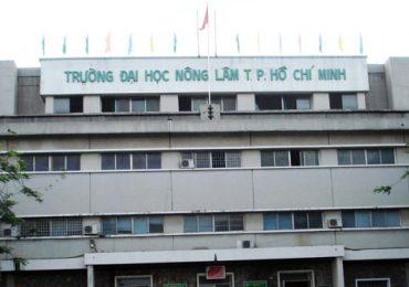 Điểm chuẩn Trường Đại học Nông Lâm TPHCM năm 2018 và chỉ tiêu tuyển sinh năm 2019