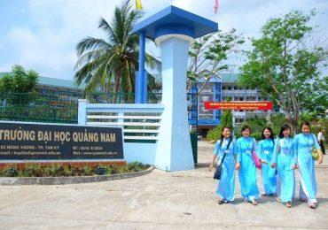 Điểm chuẩn Trường Đại học Quảng Nam năm 2018 và chỉ tiêu tuyển sinh năm 2019
