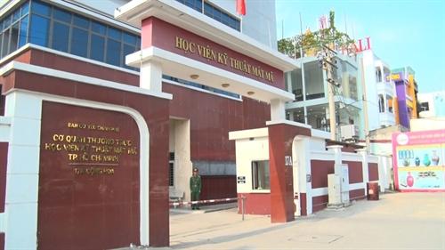 Điểm chuẩn Học viện Kỹ thuật Mật mã tại Thành phố HCM năm 2018 và chỉ tiêu tuyển sinh năm 2019