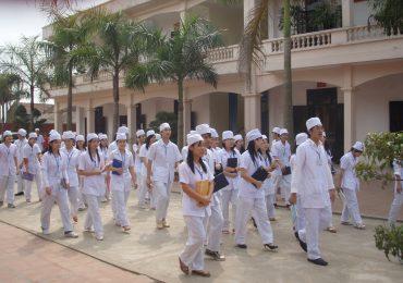 Điểm chuẩn Trường Cao đẳng Y tế Hưng Yên năm 2018 và chỉ tiêu tuyển sinh năm 2019