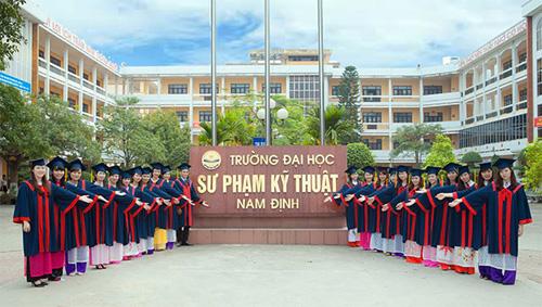 Điểm chuẩn Trường ĐH Sư phạm Kỹ thuật Nam Định năm 2018 và chỉ tiêu tuyển sinh năm 2019