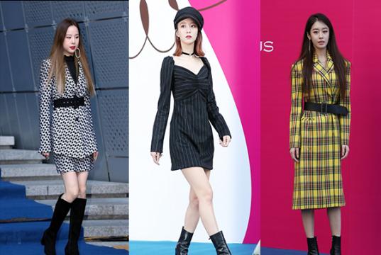 Sao Hàn nào sành điệu nhất tại Tuần lễ Thời trang Seoul 2019?