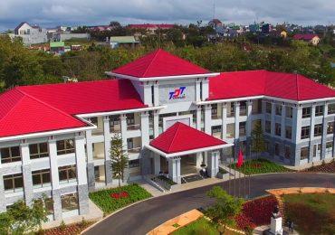 Điểm chuẩn Trường Đại học Tôn Đức Thắng, cơ sở Bảo Lộc năm 2018 và chỉ tiêu tuyển sinh năm 2019