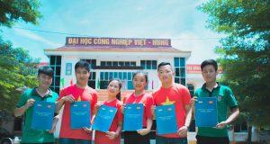 Phương án tuyển sinh đại học công nghiệp Việt – Hung năm 2019