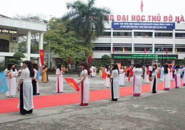 Điểm chuẩn Trường Đại học Thủ đô Hà Nội năm 2018 và chỉ tiêu tuyển sinh năm 2019