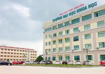 Điểm chuẩn Trường Đại học Khoa học, Đại học Thái Nguyên năm 2018 và chỉ tiêu tuyển sinh năm 2019