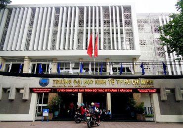 Điểm chuẩn Trường Đại học Kinh tế TP. Hồ Chí Minh năm 2018 và chỉ tiêu tuyển sinh năm 2019