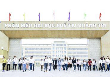 Điểm chuẩn Phân hiệu Đại học Huế tại Quảng Trị năm 2018 và chỉ tiêu tuyển sinh năm 2019