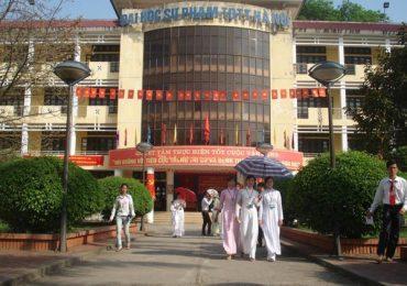 Điểm chuẩn Trường ĐH Sư phạm TGTT Hà Nội năm 2018 và chỉ tiêu tuyển sinh năm 2019