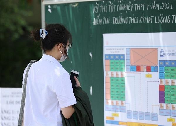 Trường Đại học Kinh tế - Luật, ĐHQG TP.HCM công bố điểm chuẩn ĐGNL năm 2021