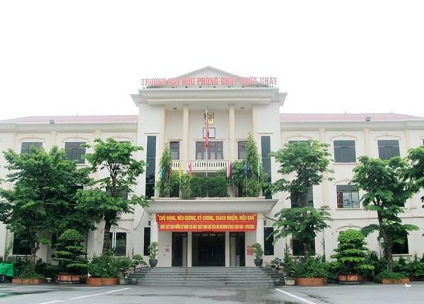 Trường Đại học Phòng cháy Chữa cháy (PCCC) thông báo kết quả tuyển thẳng hệ chính quy năm học 2021-2022