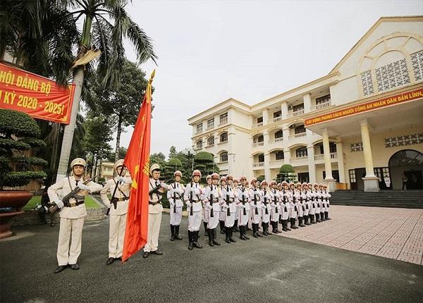 iểm chuẩn Đại học An ninh Nhân dân năm 2021