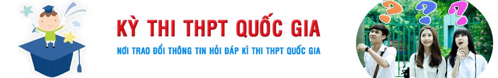 THPT Quốc Gia năm 2019