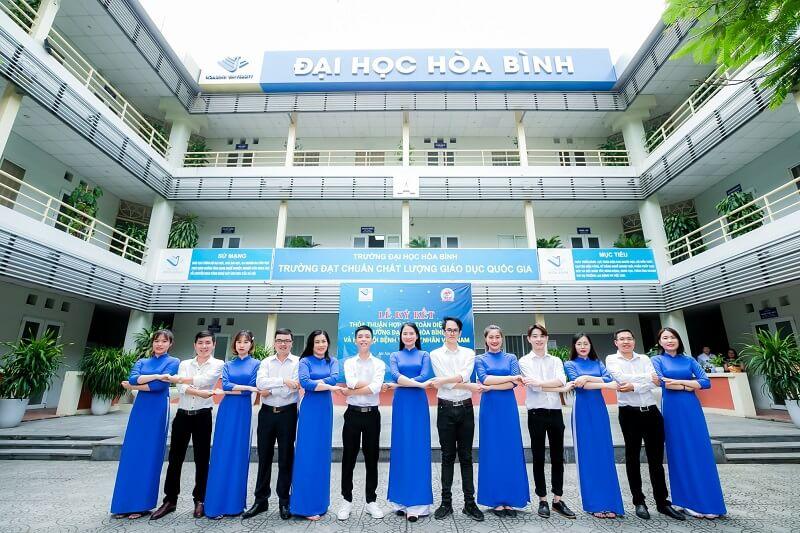 Trường Đại học Hòa bình thông báo tuyển sinh đại học chính quy 2021