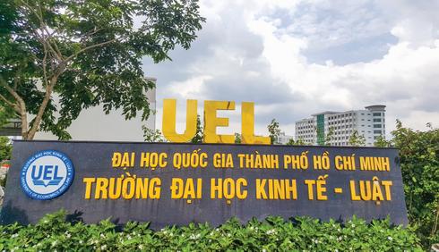 Đại học Kinh tế - Luật công bố ngưỡng chất lượng đầu vào năm 2021