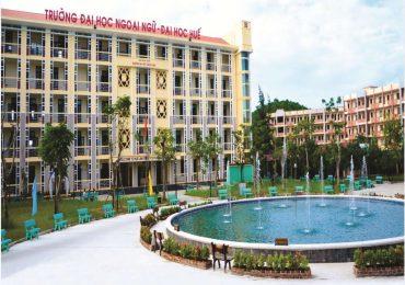 Điểm chuẩn Trường Đại học Ngoại ngữ Huế năm 2018 và chỉ tiêu tuyển sinh năm 2019